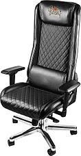 Стулья для врачей кресло для врачей Barsky Game Business Black GB-01, фото 3