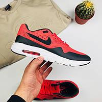 "Мужские кроссовки Nike Air Ultra Moire 1 ""Brown/Black"" (люкс копия)"