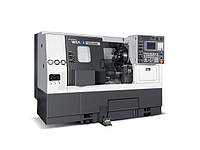 Энергоэффективные токарно-револьверные обрабатывающие центры серии E160LA/LMA/LC/LMC