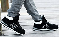 Теплые мужские кроссовки NEW FASHION
