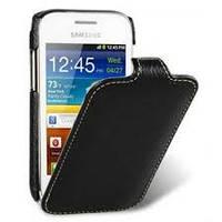 Чехол кожаный флип Melkco для Samsung Galaxy Ace Duos S6802