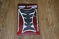 Универсальная наклейка на бак мотоцикла Progrip карбон 3D 20х13см