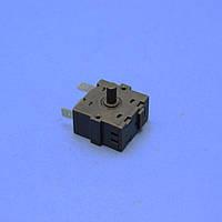 Переключатель режимов для масляного обогревателя 3-х позиционный  (на 3 контакта)