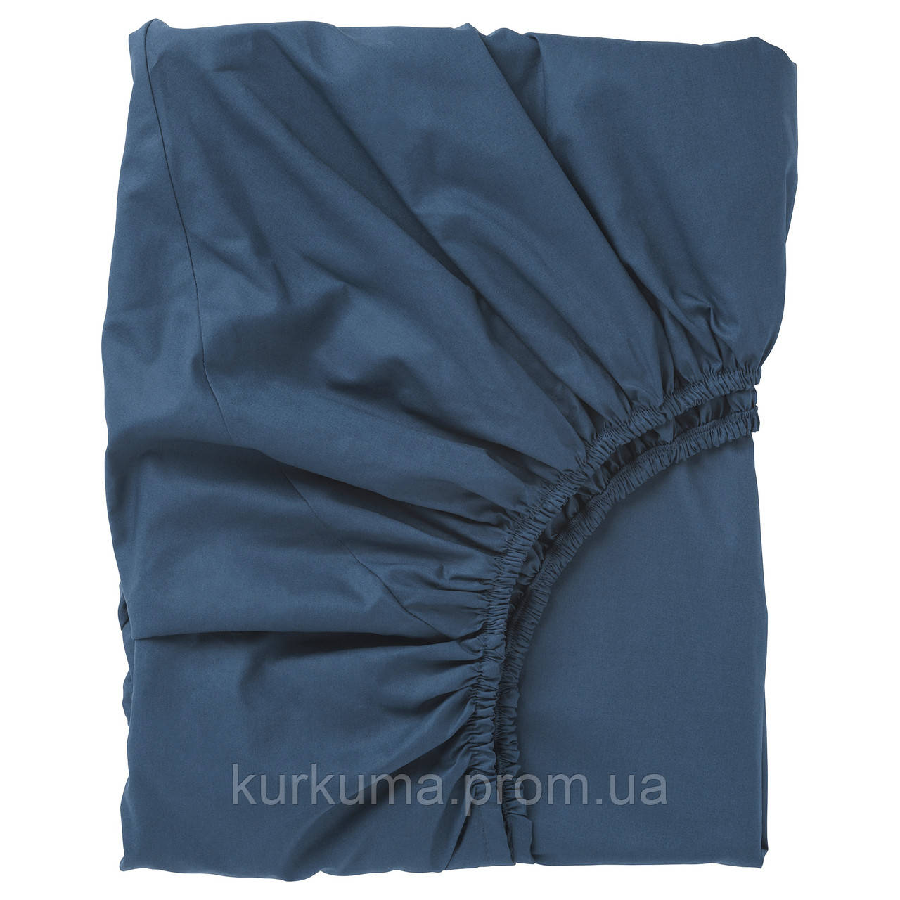 IKEA ULLVIDE Простыня, темно-синий  (703.427.26)