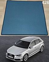Коврик багажника Audi A3 хетчбек '12-н.в. Автоковрики EVA, фото 1