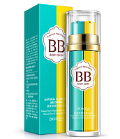 Двухфазный Bioaqua BB Cream + Primer база под макияж Natural Flawless Baby Skin № 3 (Light), фото 1