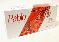 Качество!!! Сигаретные гильзы Pablo 550шт в одной упаковке, гильзы папиросные, для табака