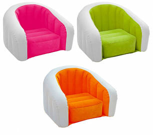 Надувные кресла, подушки