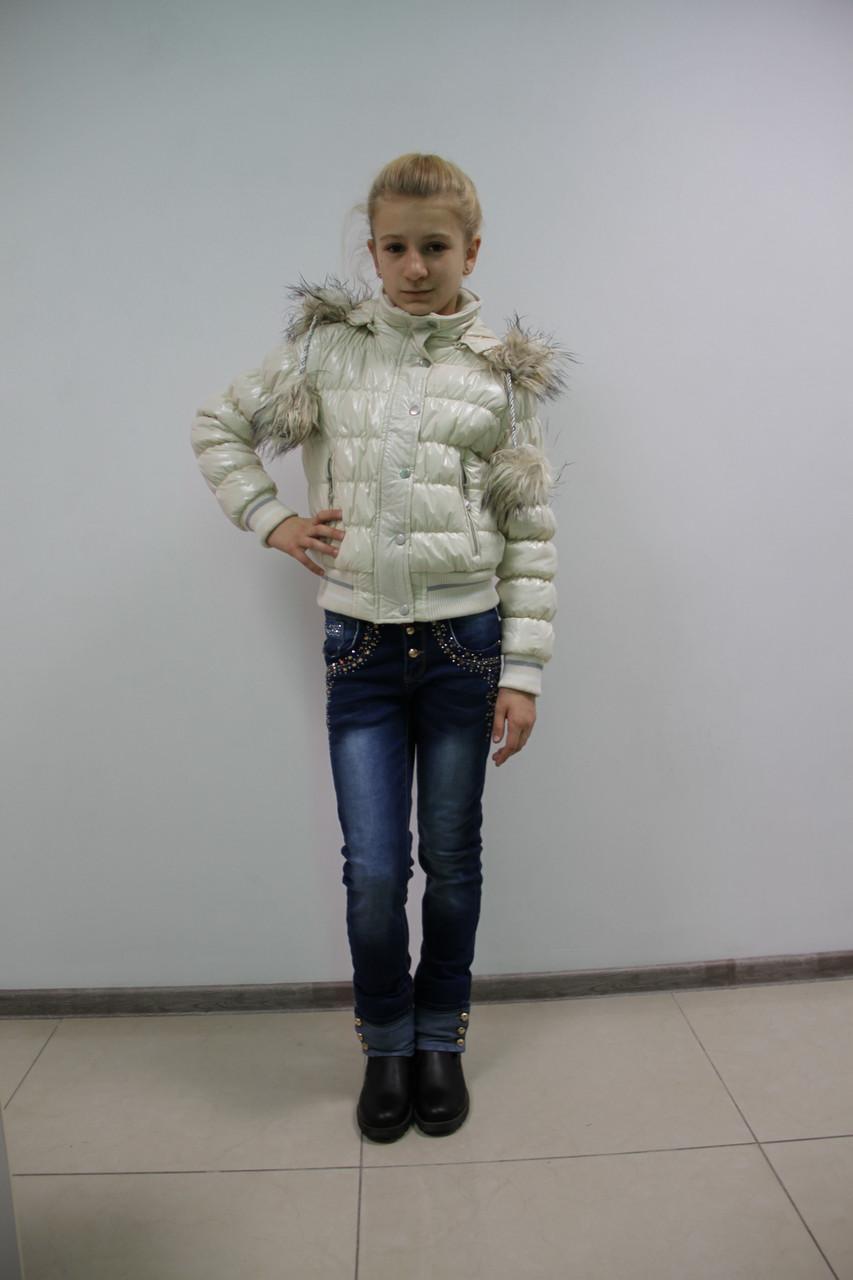Куртка для девочки GLO-Story 6482