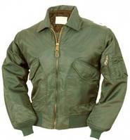 Куртка CWU 45 олива   (MIL-TEC) Германия