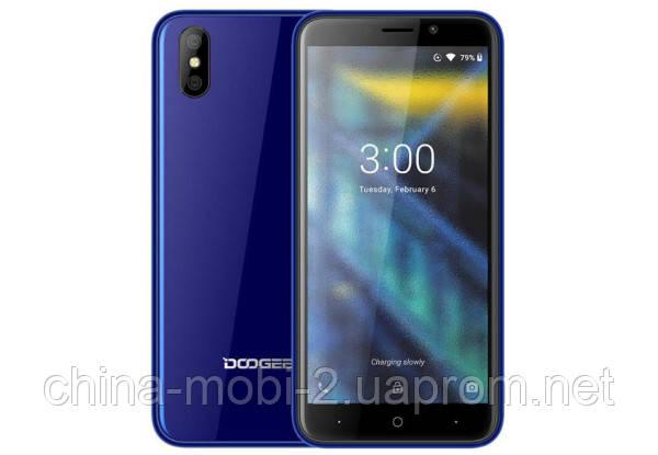 Смартфон Doogee X50 8GB Blue
