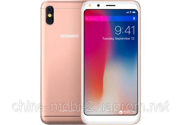 Смартфон Doogee X53 16GB Pink