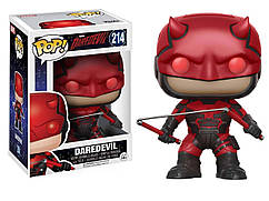 Фигурка Сорвиголова Daredevil Marvel Funko Pop#214