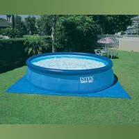 "Подстилка под бассейн ""Intex"" 473х473 см."