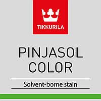 Тиккурила Пиньясол колор (18л) колеруемая краска-грунт.