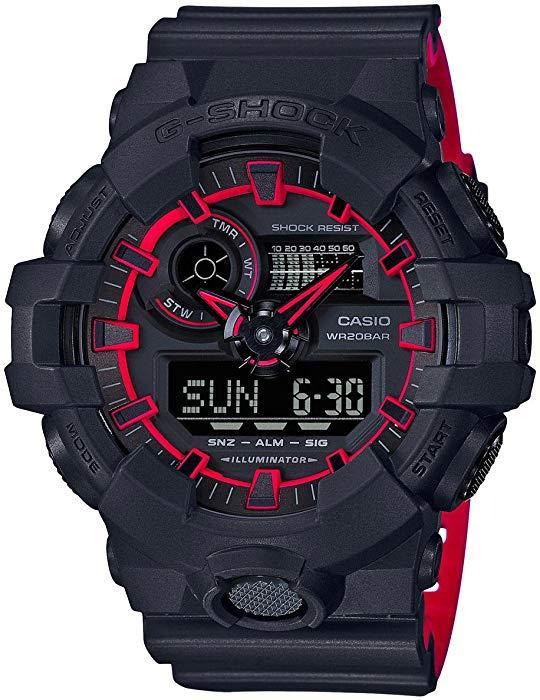Часы Casio G-Shock GA-700SE-1A4