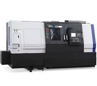 Токарные центры с направляющими скольжения серии L400A/C