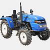 Трактор DW 244AQ (3 цилиндра, полный привод, компрессор)
