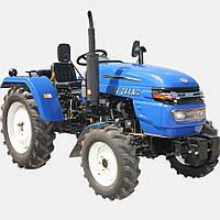 Трактор DW 244AQ (3 цилиндра, полный привод, компрессор), фото 1