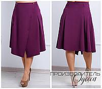 Красивая юбка батал Сара, фото 1