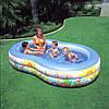 """Семейный надувной бассейн """"Intex"""" 262х160х46 см."""