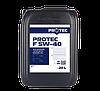 PROTEC F 5W-40, Моторное, Синтетическое, 20 л