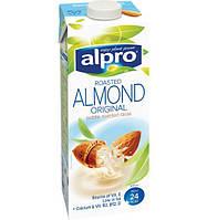 Миндальное молоко 1л, напиток миндальный, Оригинал, ORIGINAL, Alpro Almond, Алпро