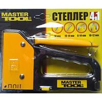 """Степлер """"Master-tool"""" 41-0907 (универсал.)"""