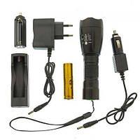 Подствольный фонарик BL Q1891-T6 police, Тактический фонарик, Фонарь ручной на аккумуляторе с выносной кнопкой, фото 1