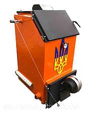 Твердотопливный котел Холмова УНК 10 кВт, фото 2