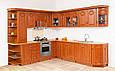 Кухонная секция Тюльпан В 57х57 Ст угол глянец, фото 2