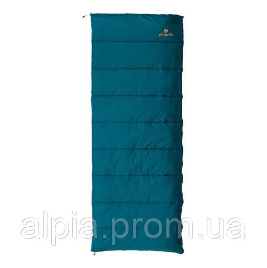 Спальный мешок Pinguin Travel 190, +5°C (Right Zip, Petrol)
