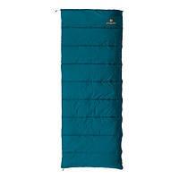 Спальный мешок Pinguin Travel 190, +5°C (Right Zip, Petrol), фото 1