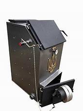 Твердотопливный котел Холмова УНК  25 кВт, фото 3