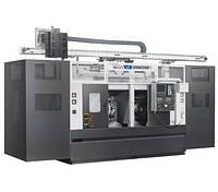 Автоматическая линия на базе 2-х шпиндельных токарных центров LF2000/2500 2SP