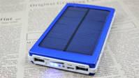Power Bank Solar 25000 mAh Повербанк Аккумулятор