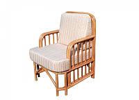 Кресло из ротанга Мамамия с подушкой