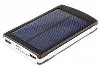 Power Bank Solar 20000 S Led Повербанк