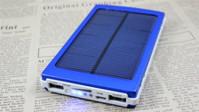 Power Bank Solar 25000 mAh Акумулятор Повербанк