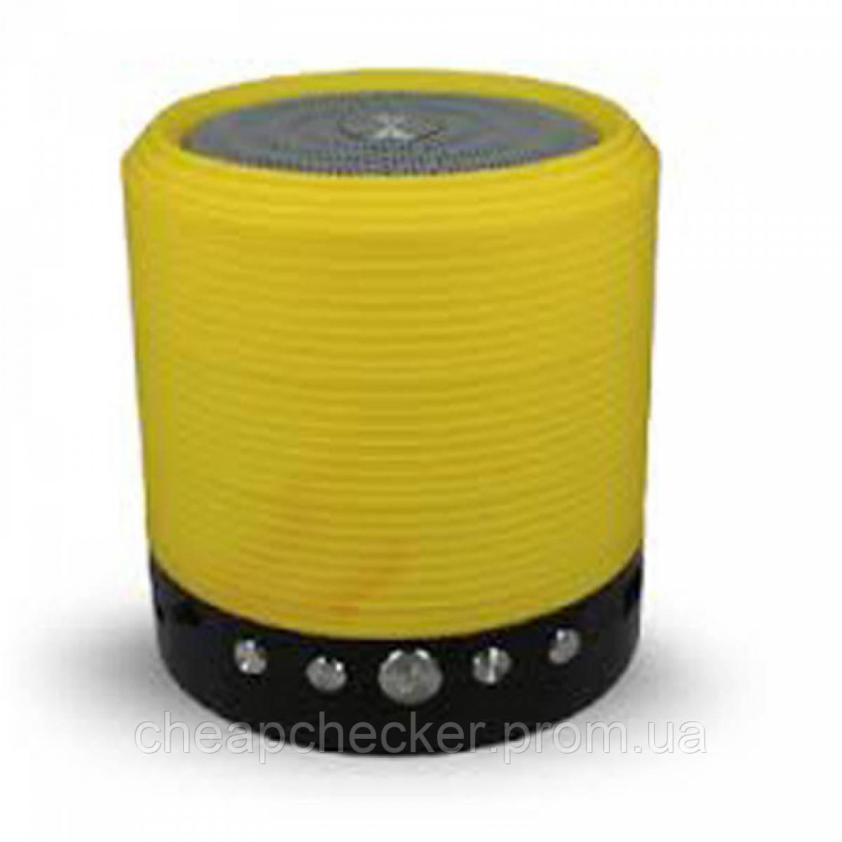 Портативная MP3 Колонка SPS WS 631 BT USB FM