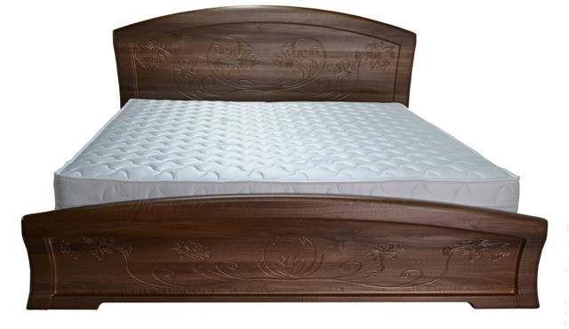 Ліжко Емілія 90х200 з ламелями