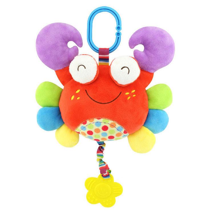 Мягкая подвеска Краб Happy Monkey