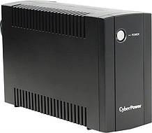 ИБП CyberPower UT850E, 850VA, Line Int., AVR, 2хSchuko