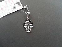 Серебряный Крестик Арт. Кр 115, фото 1