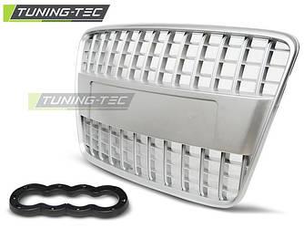 Решетка радиатора тюнинг Audi Q7 стиль S-Line
