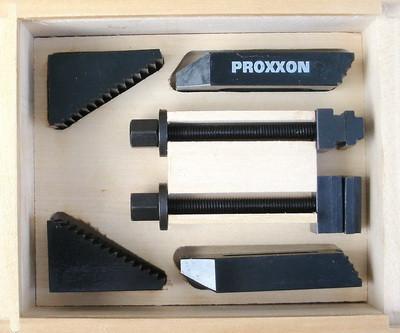 Ступенчатые зажимы PROXXON (пара) - Интернет-магазин BRILLJANT в Киеве