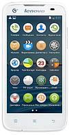 Мобильный телефон смартфон Lenovo IdeaPhone A378t (White)