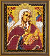 """Схема для вышивки """"Богородица Страстная"""""""