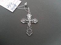 Серебряный Крест Арт. Кр 112, фото 1
