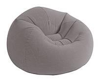 Надувное кресло - мешок Intex